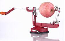 3in1 Kartoffel Apfel Obst Slinky Peel Schäler Corer Slicer Cutter Tool praktisch