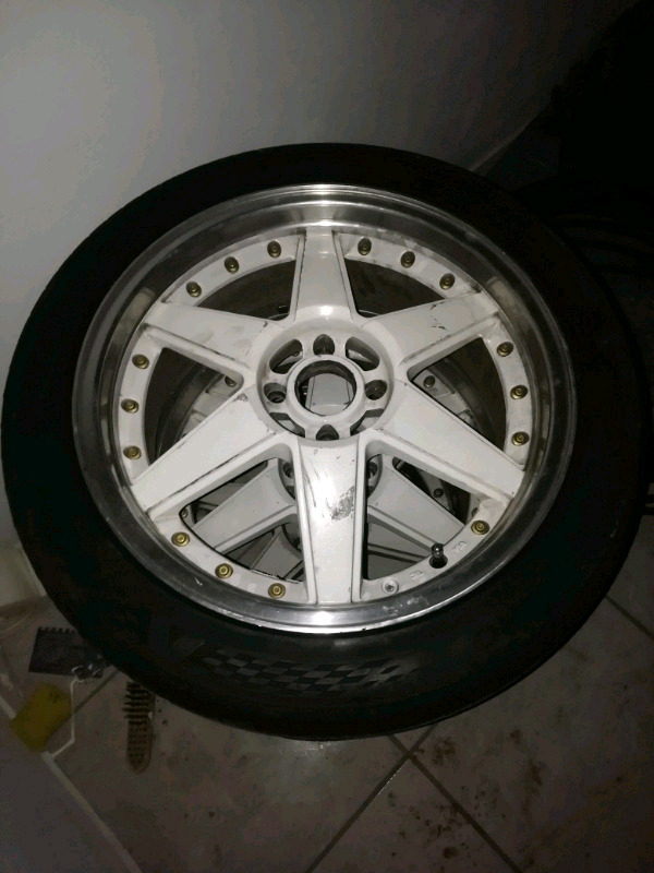 Mags For Sale, 17inch 4 whole to fit most Model Cars, VW, BMW, Nissan