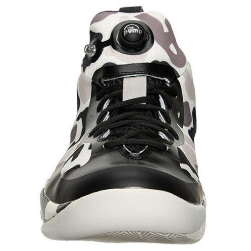 New* Reebok ZPUMP RISE Men's Shoes Sz 12 BASKETBALL STONE CHALK WHITE AQ9506