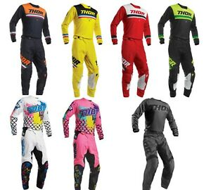 Motocross Dirtbike MX ATV 2020 Thor Pulse Fast Boyz Jersey