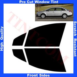 Citroen C4 Saloon 2004-2008 Sun Strip 5/% Pre Cut Window Tint Film