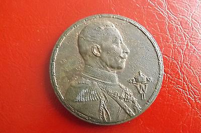 FäHig *bronze Medaille Kaiser Wilhelm Ii. Dem Sieger Im Olympia Prüfungskampf 1914