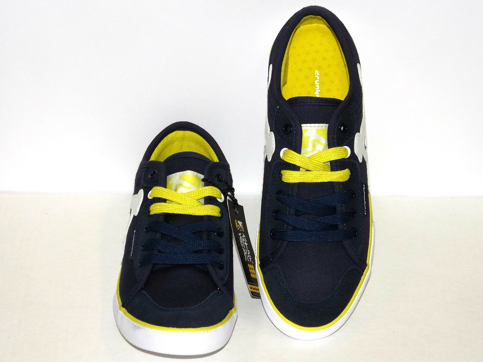 -20% NEW DRUNKNMUNKY schuhe BASSE SNEAKERS NEW -20% ENGLAND 36 37 38 39 40 44 45 753f31