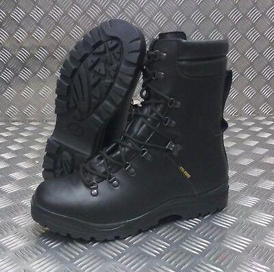 GüNstig Einkaufen Genuine British Army Goretex Cold / Wet Weather Assault Black Leather Ecw Boots
