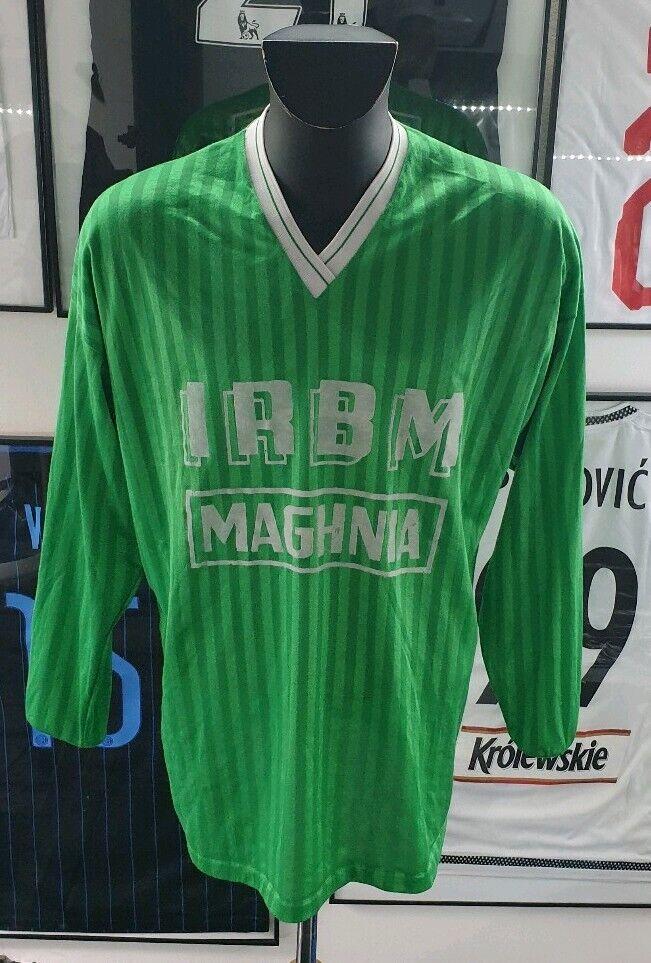 Jersey T-Shirt Algiers Algerije Djazai Maghnia Vintage Irbm Worn Deur XL