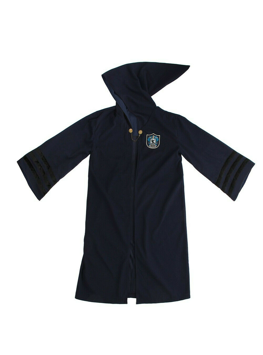 FANTASTIC BEASTS - Ravenclaw Vintage Hogwarts Adult Robe Replica (Elope)  NEW