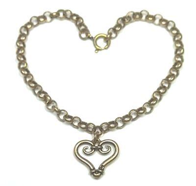 KALEVALA KORU KK Finland - Beautiful Bronze Bracelet - RARE Model