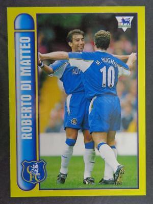 Merlin Premier League 98-Gustavo Poyet Chelsea #137