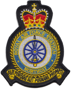 RAF-Northolt-Royal-Air-Force-MOD-Crest-Embroidered-Patch