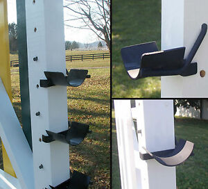 Details About Horse Jumps One Handed Jump Cups Pair No More Pins