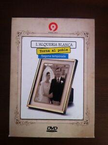L-039-ALQUERIA-BLANCA-TORNA-AL-POBLE-TEMP-2-COMPLETA-5-DVD-CASTELLANO-VALENCIA