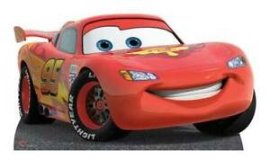 Image is loading LIGHTNING-MCQUEEN-cars-2-Disney-Pixar-LIFESIZE-CARDBOARD-  sc 1 st  eBay : lighting mcqueen car - www.canuckmediamonitor.org