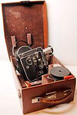 CAMERA PAILLARD BOLEX H 16 REFLEX -16 mm - 1957  - N° 144850