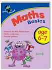 Maths Basics 6-7 by Bonnier Books Ltd (Paperback, 2009)
