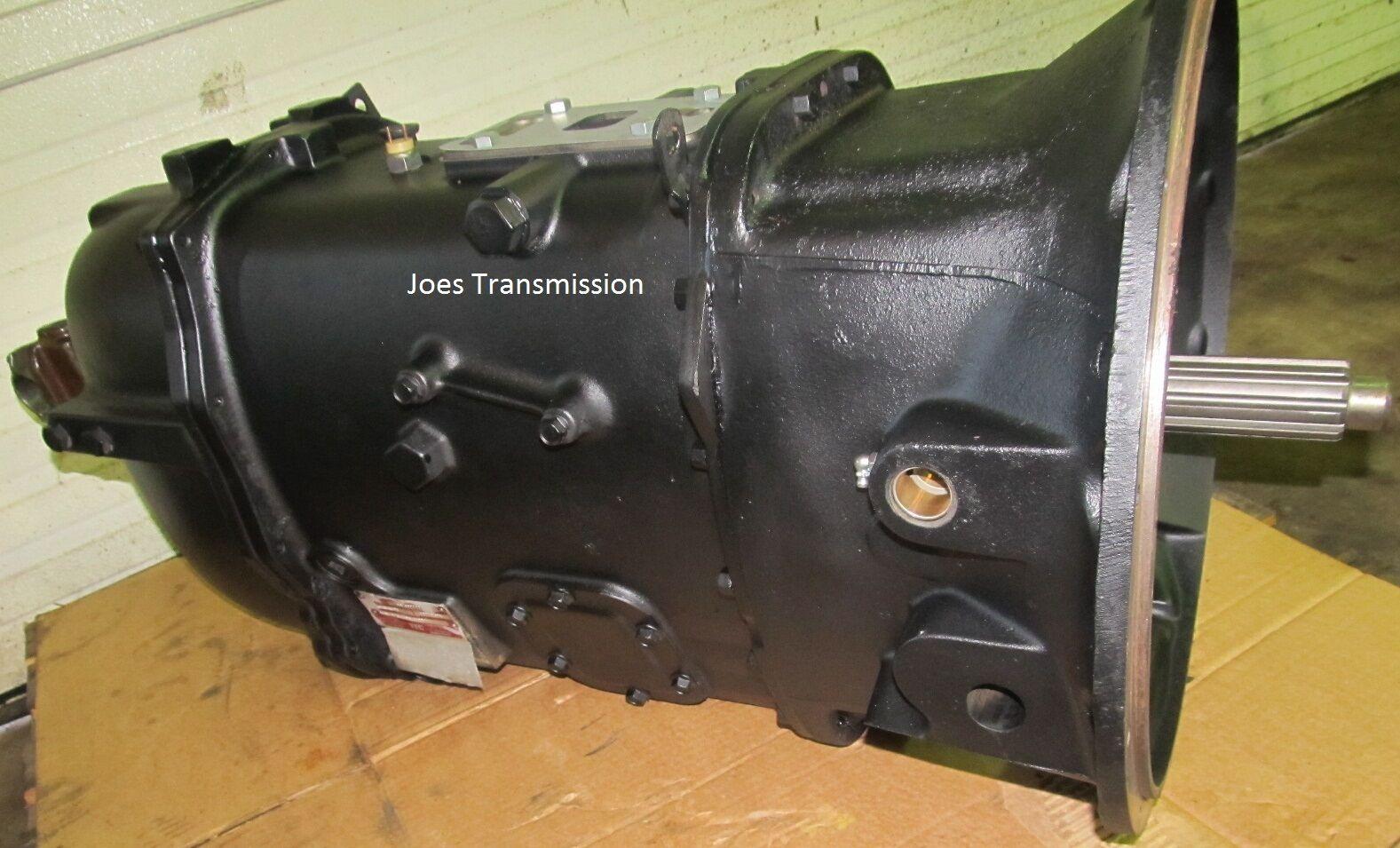 Eso66-7b Spicer 7 Speed Transmission 6 1