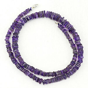 170-00-CTS-NATURAL-UNTREATED-SINGLE-STRAND-RICH-PURPLE-AMETHYST-BEADS-NECKLACE