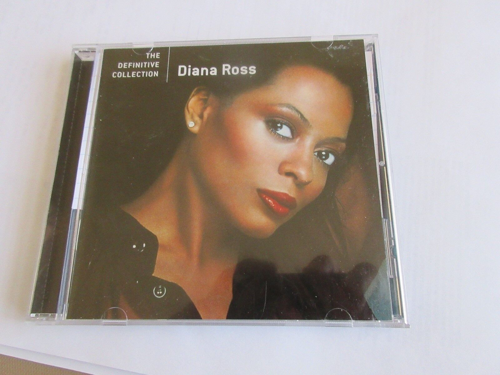 Diana Ross , The Definite Collection , CD
