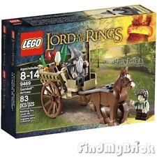 only instruction LEGO Hobbit edifici per 79000