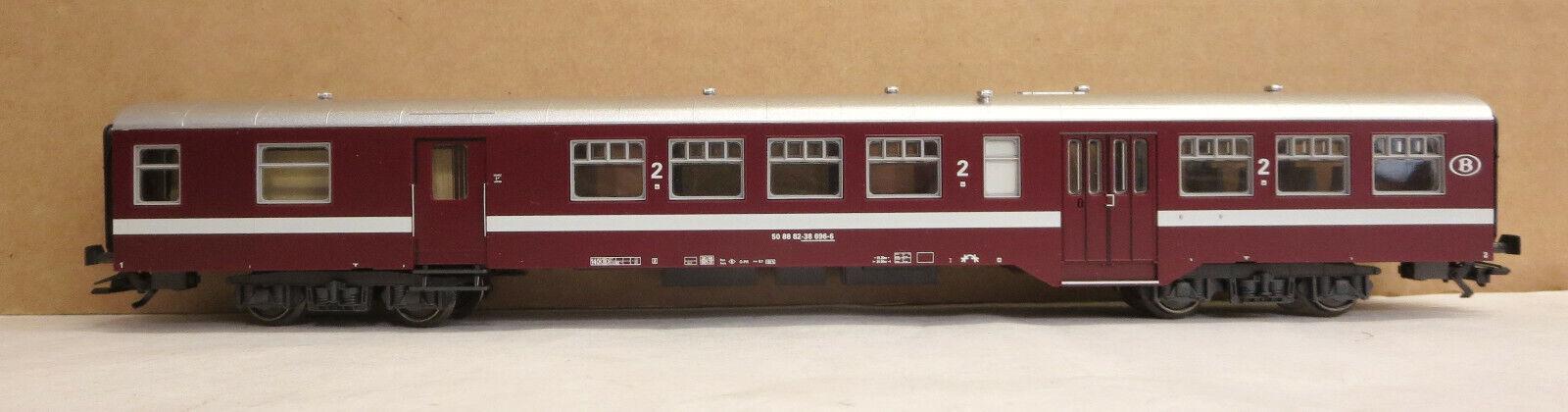 Marklin 43535 Belgian Passenger Car 50 88 82-38 696-6  MIB HO