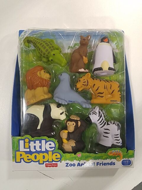 Fisher-Price Little People Zoo Animal Friends Fisher Price CHD22