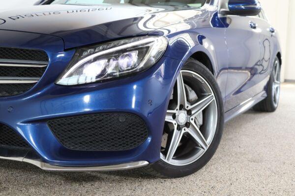 Mercedes C250 d 2,2 AMG Line stc. aut. - billede 3