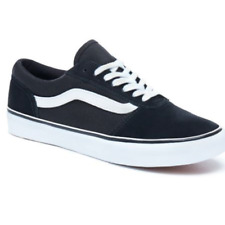 9f99c1c739e893 item 3 Vans Womens Maddie Suede Canvas Sneakers Black White Trainers All  sizes -Vans Womens Maddie Suede Canvas Sneakers Black White Trainers All  sizes