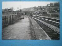 PHOTO  LMS NEW HEY RAILWAY STATION 1961