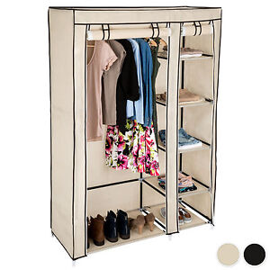 v tements garde robe textile armoire penderie camping. Black Bedroom Furniture Sets. Home Design Ideas