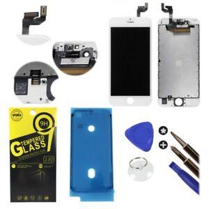Apple-iPhone-6S-LC-Display-Retina-Touchscreen-Rahmen-Weiss-Sticker-Werkzeug-Set