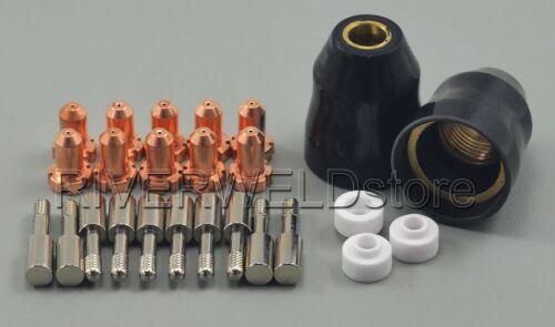 9-4476 9-6006 Plasma Electrode Tips Nozzles Thermal Dynamics PCH-25//38 kit 25pcs