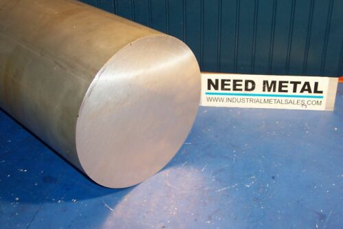 "11/""Diameter x 12/""-Long 6061 T651 Aluminum Round Bar--/>11/"" DIameter 6061 Rod"
