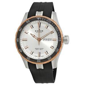 NEW-Edox-Grand-Ocean-Men-039-s-Automatic-Watch-88002-357RCA-AIR