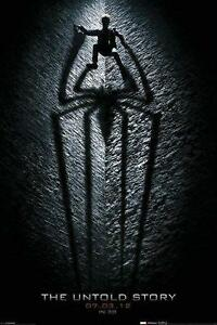 SPIDERMAN-DIE-SPINNE-POSTER-THE-UNTOLD-STORY