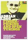 Adrian Legg Fingerpick Open Tuning 0752187437765 DVD Region 1