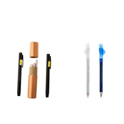 1 Set Tailors Marking Chalk Pen Pencil for Sewing Fabric Leather Cloth Craft DIY