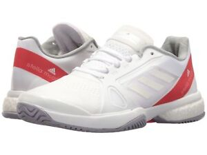 outlet for sale 100% high quality arrives Details about Adidas Women's aSMC Barricade Boost Tennis Shoe CP9328 SZ 9