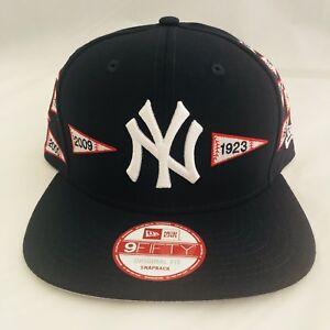 New York Yankees Hat MLB New Era 9Fifty Snapback Cap Spike Lee ... 1fef308eed4