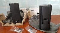 Bose Direct/reflecting Series Ii Satellite Speakers + 2x Genuine Bose Adapter