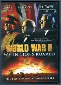 World-War-II-When-Lions-Roared-DVD