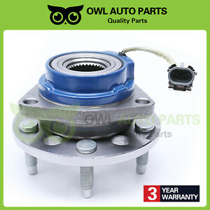 For-1992-1999-Chevy-Buick-Cadillac-Pontiac-Olds-88-Front-Wheel-Bearing-Hub-W-ABS