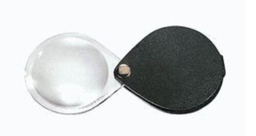 A SAISIR LOUPE DE POCHE BIJOUTIER ZOOM X 6 DIAMETRE 60 mm 100/% neuf