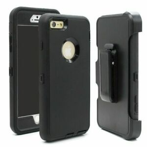 For-iPhone-6-amp-6s-Plus-Case-with-Belt-Clip-Fits-DEFENDER-SERIES