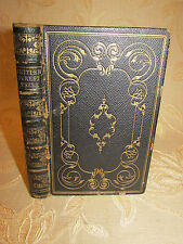 Antique Collectable Book Of Woodland Gleanings : British Forest - Trees - 1853