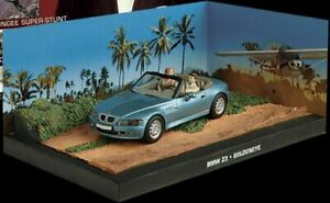 James-Bond-Coleccion-Bmw-Z3-Coche-Goldeneye-diarama-pantalla-1-43