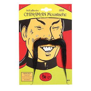 Chinois-Long-et-Noir-Deguisement-Moustache-Accessoire