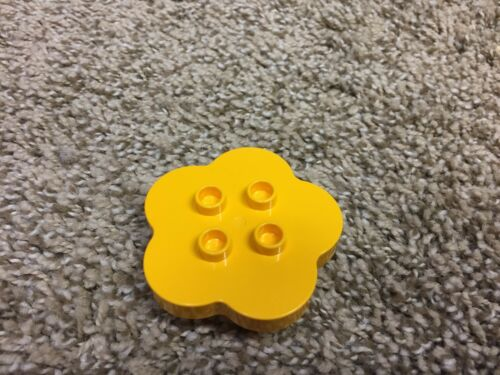 1 lego duplo ice cream cake topping round 4X4 dome muffin cup cupcake sandwich