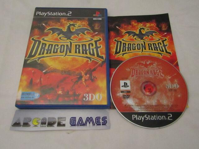 DRAGON RAGE PLAYSTATION 2 PS2 COMPLET (envoi suivi, vendeur pro)