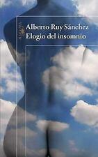 Elogio del insomnio  In Praise of insomnia (Spanish Edition)