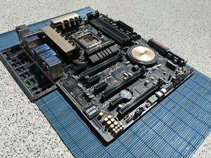 ✔ASUS Z97-Deluxe ATX-Mainboard LGA 1150 Sockel H3