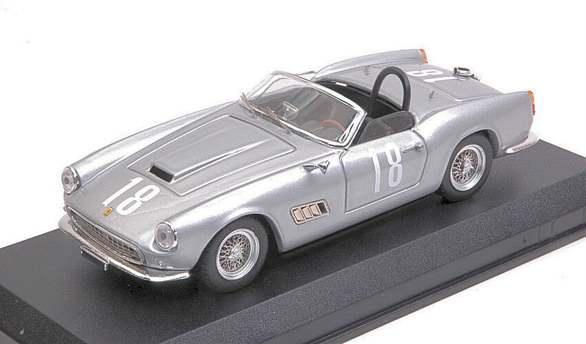Ferrari 250 california lwb winner nassau trophy 1959 B. Grossman 1 43 model